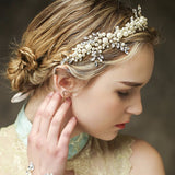 Pearl Tiara | Woodland Crown