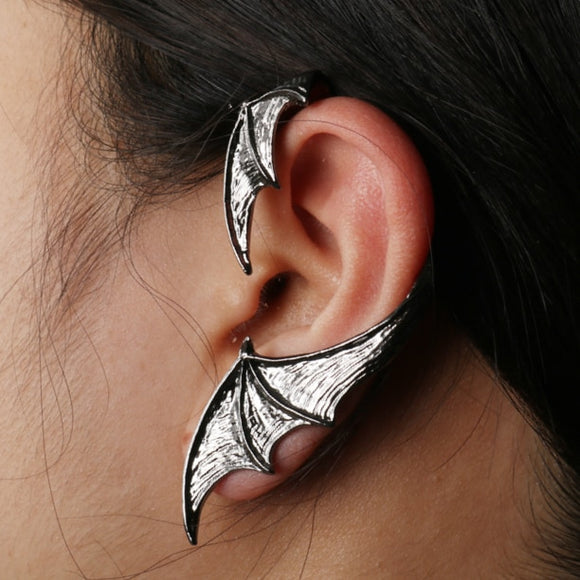 Ear Cuff | Dragon Wing or Eagle | 1 Piece