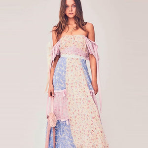 Boho Prarie Dress Australian NZ Online Fashion Store  Woodland Gatherer | Australian NZ Online Store | Gifts & Treasures | Special Occasions & Everyday Fun | Whimsical Treats | Jewellery | Fashion | Crafting DYI | Stationery | Boho Festival Fashion | Home Decor & Fittings