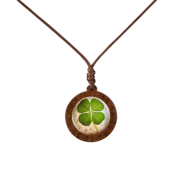 four leaf clover Woodland Gatherer - Australian Online Shop - Whimsy & Wonder - Imaginative Play - Gifts - Fashion - DIY Crafts - Special Occasions & Everyday Fun