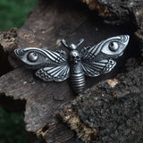 death's head hawkmoth necklace jewellery gift shop Woodland Gatherer - Australian Online Shop - Whimsy & Wonder - Imaginative Play - Gifts - Fashion - DIY Crafts - Special Occasions & Everyday Fun