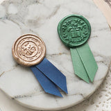 Wax Seal Stamp Wooden Handle Envelope Seals embossed wax stamp Australian NZ Online Shopping Gifts  | Woodland Gatherer | Australian Online Store | Gifts & Treasures | Special Occasions & Everyday Fun | Boho Life | Whimsical Treats | Jewellery | Fashion | Crafting DYI | Stationery | Boho Festival Fashion