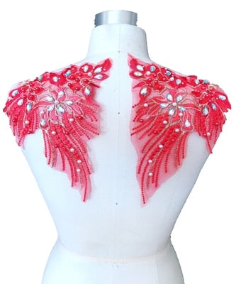 Sets of Wings DIY Appliqués Costume Colourful Fun Fashion | Woodland Gatherer | Australian Online Store | Gifts & Treasures | Special Occasions & Everyday Fun | Boho Life | Whimsical Treats | Jewellery | Fashion | Crafting DYI | Stationery | Boho Festival Fashion