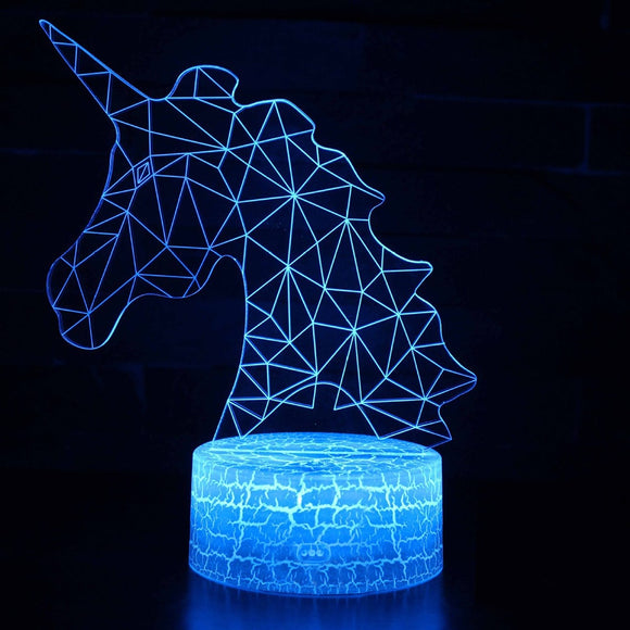 Unicorn Night Light Girls bedroom decor Kids Room Unusual Interior Design Feature | Woodland Gatherer | Australian NZ Online Store | Gifts & Treasures | Special Occasions & Everyday Fun | Boho Life | Whimsical Treats | Jewellery | Fashion | Crafting DYI | Stationery | Boho Festival Fashion