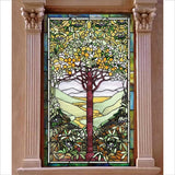 Art Home Stained Glass Window Film | 40cmx60cm