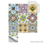 DIY Vintage Style Tiles Stickers Packs
