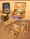 Box Theatre & Seed World Dollhouses | DIY Model Kits with Miniatures