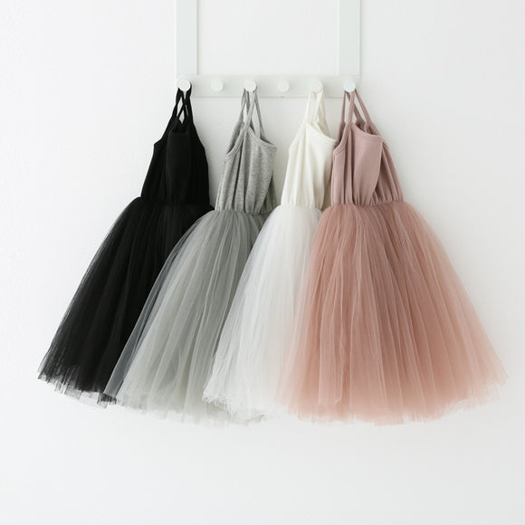 Girls Basic Essentials | Ballerina Tutu Dress