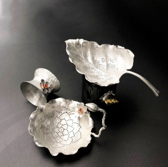 Tin Leaves Infusers | Tea Strainers | Witches Kitchen