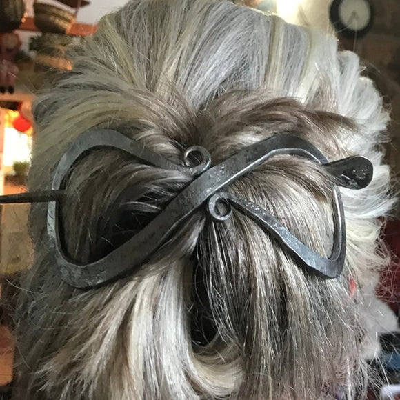 Large Celtics Knot Viking Hairpin | Hair Accessories