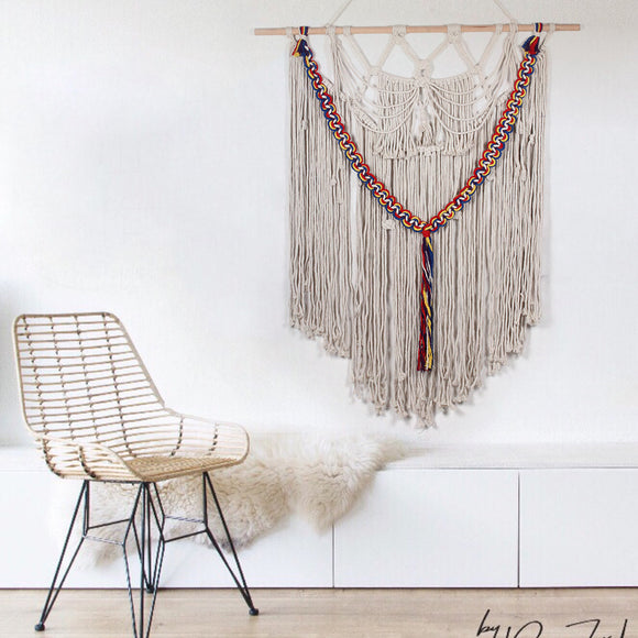 Click for EVEN More Macrame Handmade Wall Hangings | Bohome Decor