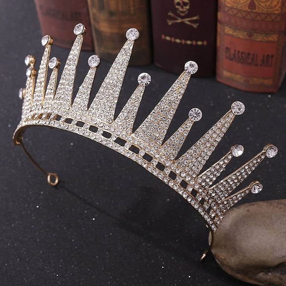 Vintage Circus Queen Crown