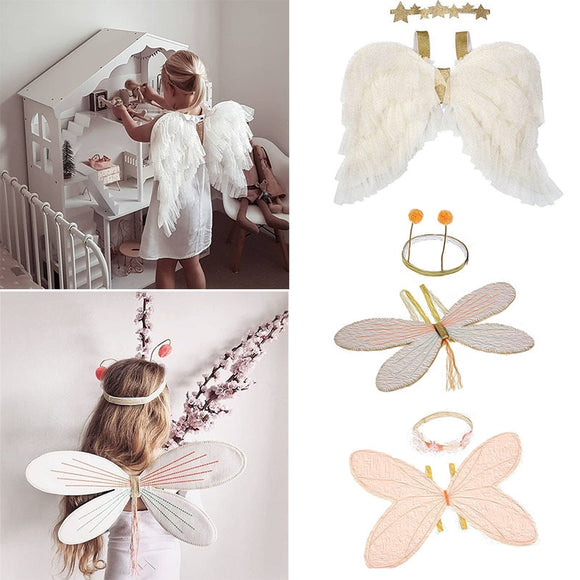 Fairy & Angel Wing Sets