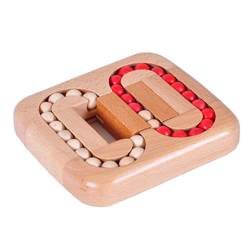 Wooden Luban Lock Intelligence Toy | Brain Teaser Puzzle Educational Toys