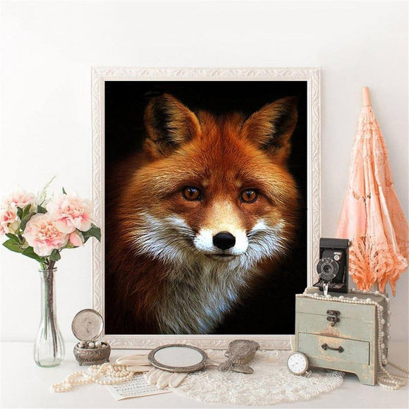 Red Fox | CRYSTAL MOSAIC DIY PAINTING