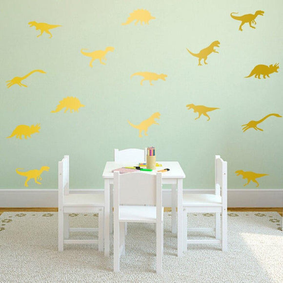 Dinosaurs Wall Stickers For Kids Rooms | Home Decor Kids Wall Sticker