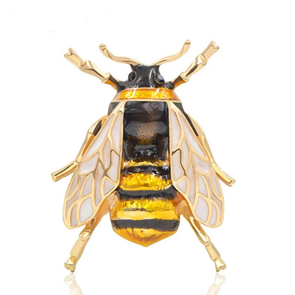 The Bee Brooch
