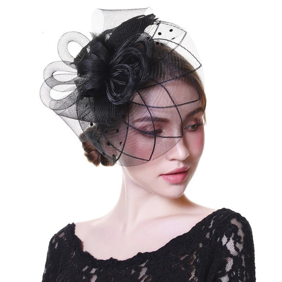 Veiled Fascinators | Fashions on the Field | 20 to choose from
