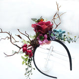 Faerie Crown Photo Shoot Props and Costumes | Woodland Gatherer - Australian Online Shop - Whimsy & Wonder - Imaginative Play - Gifts - Fashion - DIY Crafts - Special Occasions & Everyday Fun
