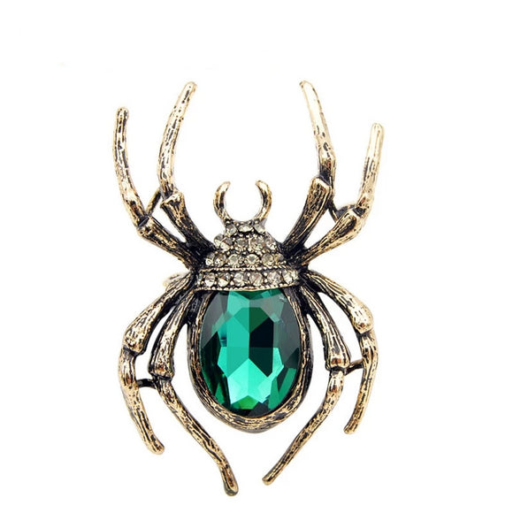 Spider Brooch | Insect Jewellery