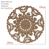 Wood Carved Furniture Embellishments