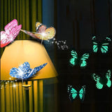 Glow in the Dark Butterflies Wall Decal Sticker Girls Room Decor Home Woodland Gatherer | Australian NZ Online Store | Gifts & Treasures | Special Occasions & Everyday Fun | Whimsical Treats | Jewellery | Fashion | Crafting DYI | Stationery | Boho Festival Fashion | Home Decor & Fittings