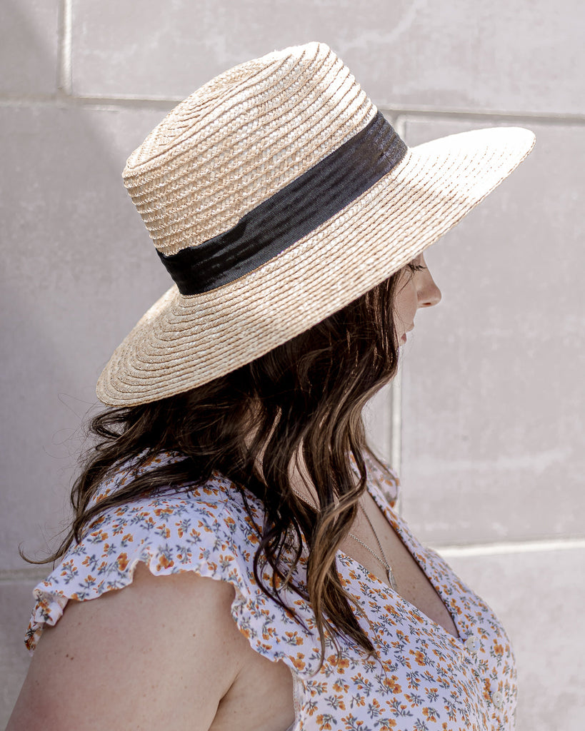 joanna straw hat