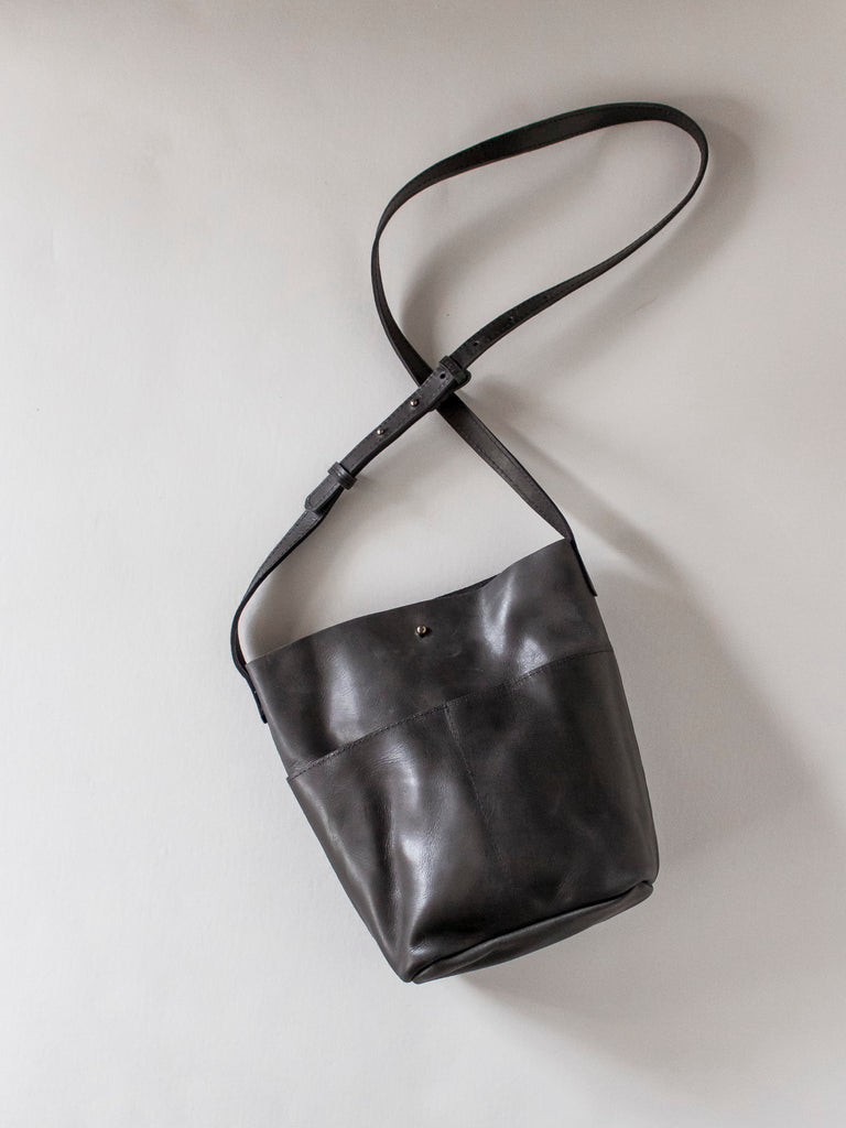 selam leather crossbody
