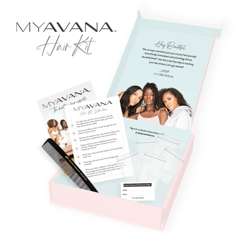 MYAVANA Hair Kit