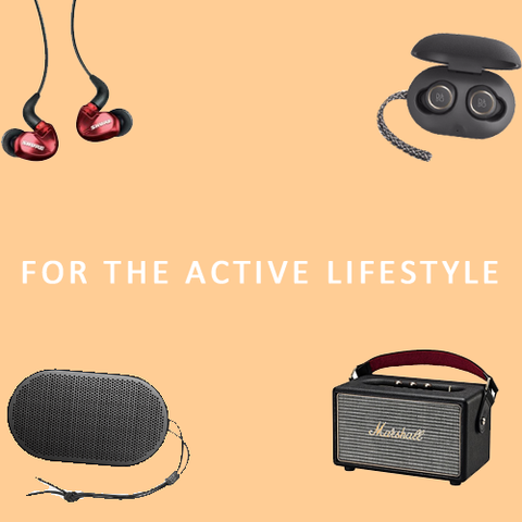 For The Active Lifestyle