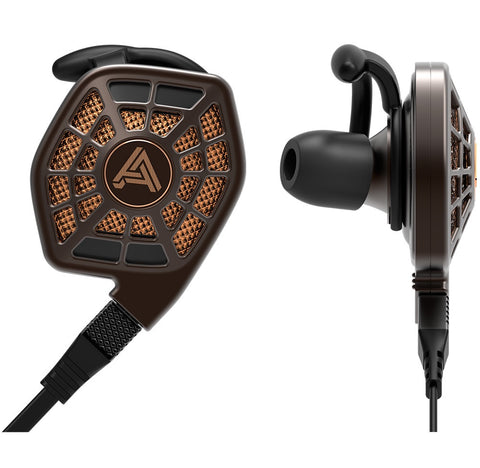 Audeze iSINE20 In Ear Planar Headphone With Cipher Cable
