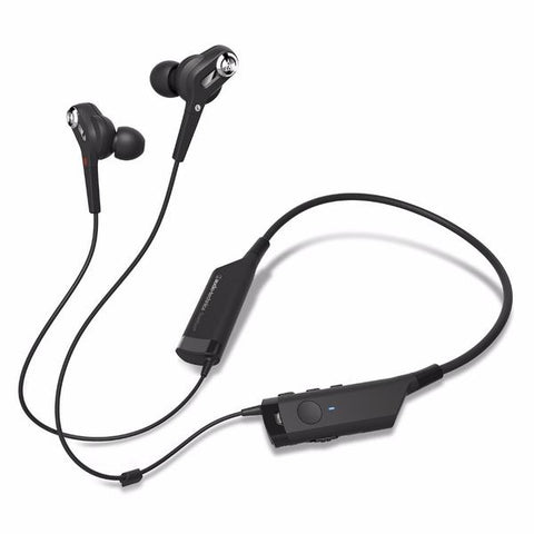 Audio-Technica ANC40BT Noise Cancelling Bluetooth Earphones