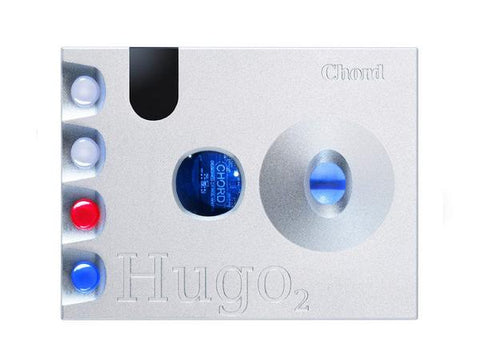 Chord Hugo 2 Portable DAC headphone amplifier