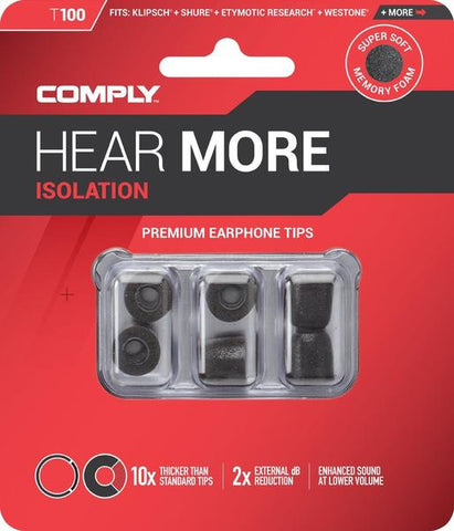 Comply T Series 100