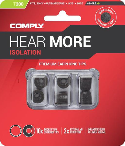 Comply T Series 200