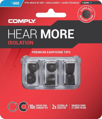 Comply T Series 400
