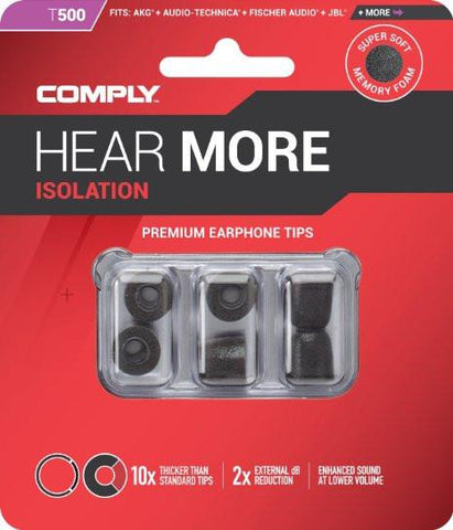Comply T Series 500