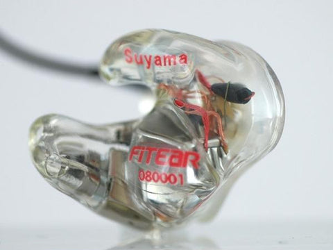 FitEar 333 Custom In Ear Monitor
