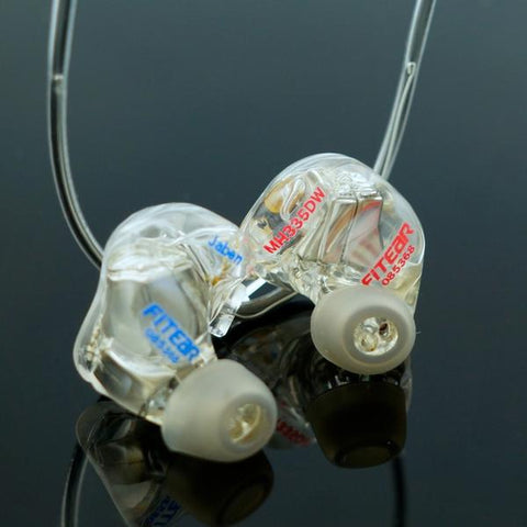 FitEar MH335 DW Custom In-Ear Monitors