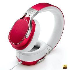 Oppo PM-3 Headphones (Red) + Oppo HA-2SE Bundle