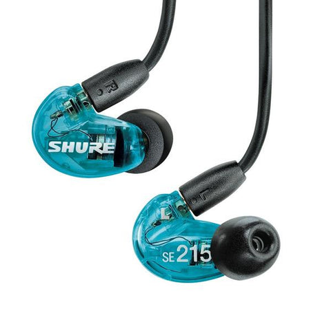Shure SE215 Blue Special Edition