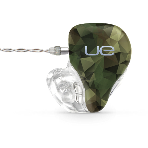 Ultimate Ears UE 18+ Pro Custom In Ear Monitors