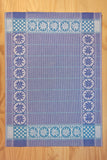 Edelweiss Border Jacquard Woven Kitchen Tea Towel