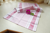 Edelweiss Jacquard Woven Luxury Kitchen Tea Towels - Side Variation