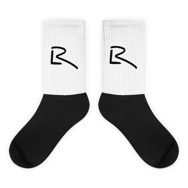 RL Signature Athletic Socks | Ray Lewis