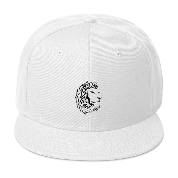 No Excuses Snapback Hat White | Ray Lewis
