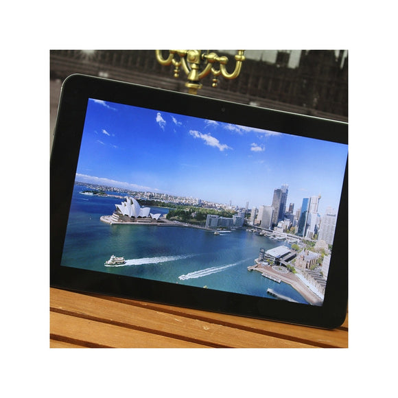 Cube U30GT Dual-Core 1.6GHz Quad-Core GPU 1GB/16GB Android 4.0 Dual-camera 10.1-inch Capacitive Tablet PC (White)