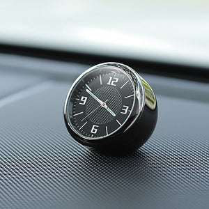Car Clock Ornaments Auto Watch Air Vents Outlet Clip Mini Decoration Automotive Dashboard Time Display Clock In Car Accessories