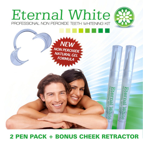 Eternal White - 2 Pen Pack - NP