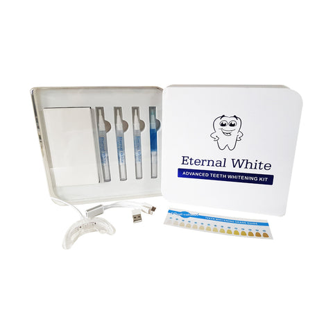 Mobile Phone Powered Advanced Teeth Whitening Kit